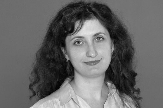 Liljana Corobca Porträt