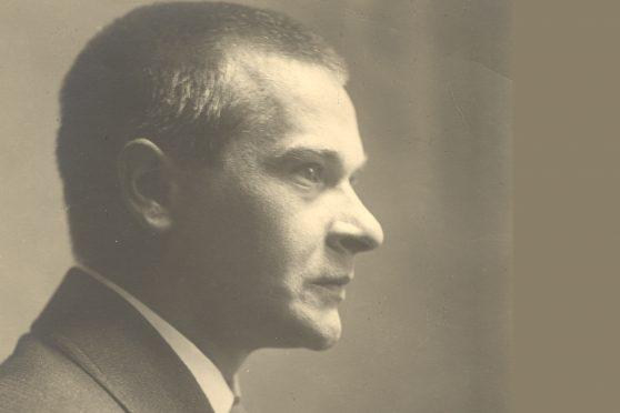 Porträt Trakl