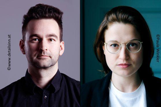 Stefan Roiss und Angela Lehner